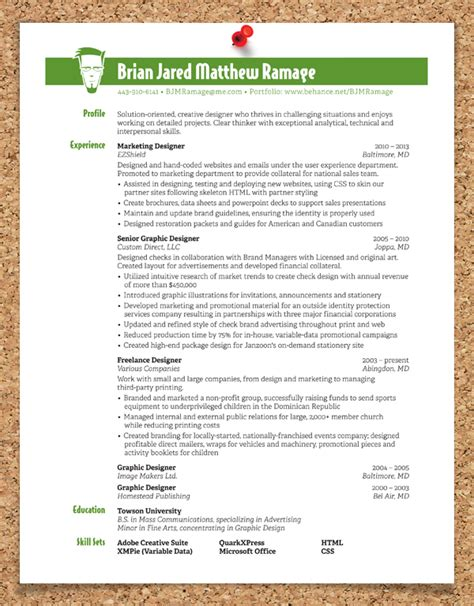 Graphic Design Resume Sles 2016 by Graphic Design Resume Jvwithmenow