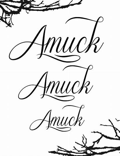 Amuck Hocus Pocus Printables Halloween Spell Freebie