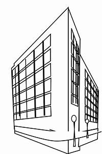 Building clipart black and white png - BBCpersian7 collections