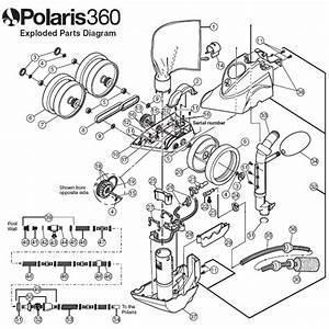 35 Polaris 3900 Sport Parts Diagram