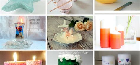 easy candle at home diy easy homemade candles tutorials