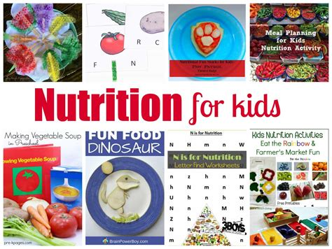nutrition ideas for preschoolers healthy food worksheets 149