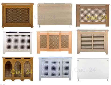 Radiator Cabinet With Shelves by Radiator Cover Shelf Cabinet Heater Wooden Modern