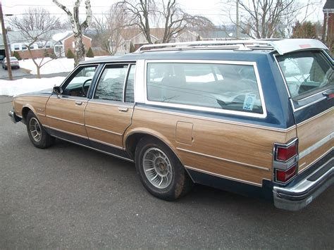 Buick Estate by 1990 Buick Estate Wagon Photos Informations Articles