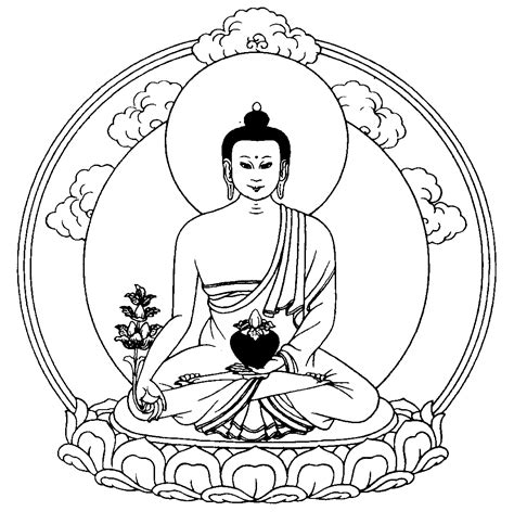 Kleurplaat House Warming by Healing In Buddhism And Children S Coloring Pages