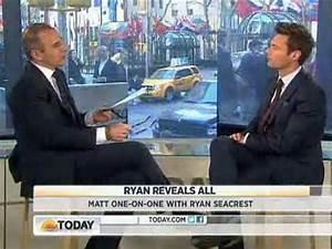 Ryan Seacrest Joining NBC — But Will He Take Matt Lauer's ...