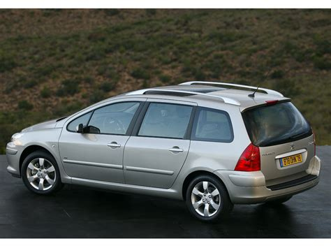 peugeot  station wagon pictures information