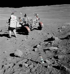 "The Apollo Moon Hoax: There Is a ""Prop Rock"" Labeled with ..."
