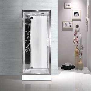 complete enclosed shower cubicles for small bathrooms With shower cubicles small bathrooms