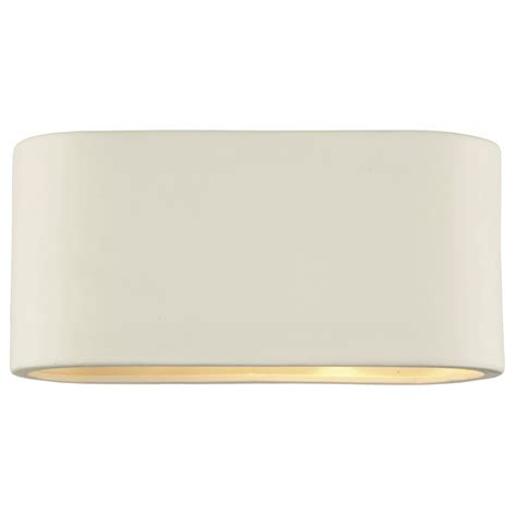 dar lighting axton ceramic large wall light fitting style from dusk lighting uk