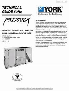 York Predator Dm120 Technical Manual Pdf Download