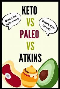 Keto Vs Paleo Vs Atkins  What U0026 39 S Best For You