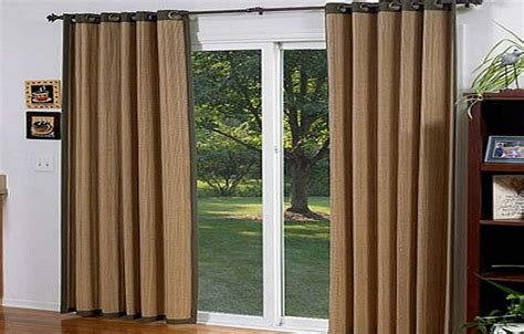 drapes sliding patio doors 17 best ideas about sliding door coverings on