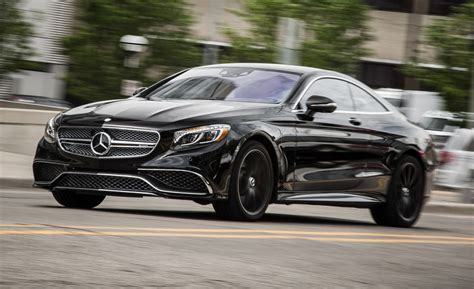 2015 Mercedes-benz S65 Amg Coupe Test
