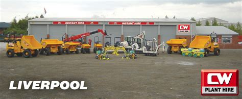 plant hire  tool hire  liverpool charles wilson engineers