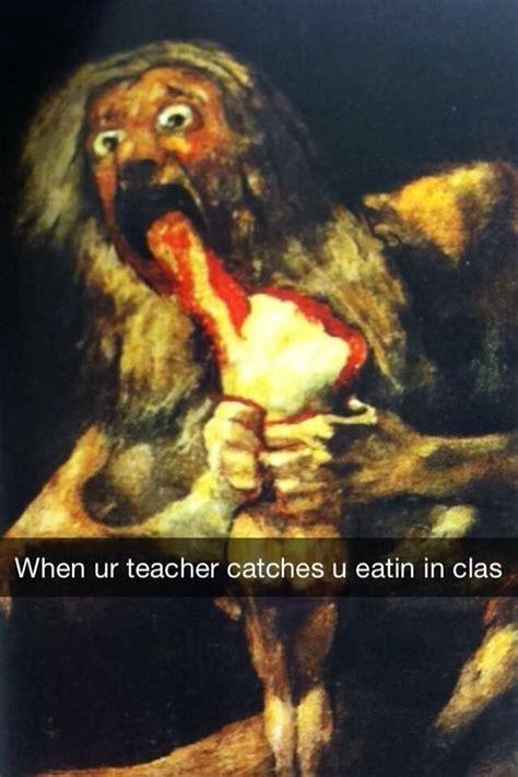fine art snapchat hilarious  pics