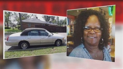 body   missing fort worth womans car  rural