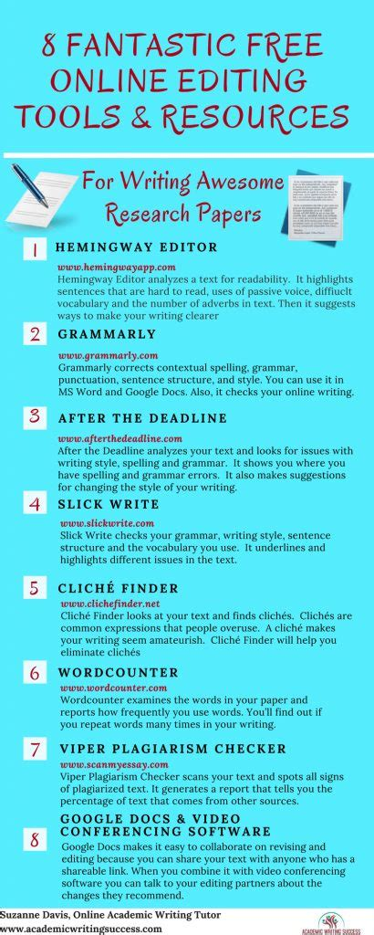 top    editing tools  writing excellent