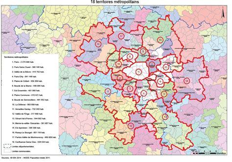 Carte Des Banlieue infos sur carte de et sa banlieue arts et voyages
