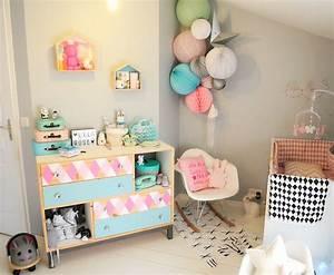 mes envies de deco pastel pour la chambre de mininous avec With déco chambre bébé pas cher avec lys prix fleur