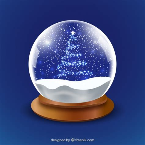 Animated Snow Globe Wallpaper - snowglobe background vector free
