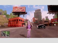 GTA SA all anime Billboard ashslow PC game blog