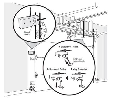 Mmtc Garage Door Opener Wiring Diagram by Liftmaster 841lm Automatic Power Residential Garage Door