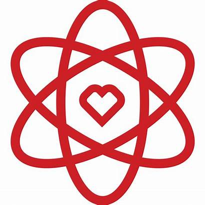 Health Care Integrated Icon Cvs Atom Heart