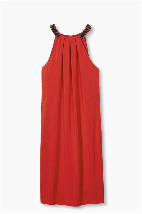 Esprit  Kleid aus weich fallendem SlinkyJersey im Online