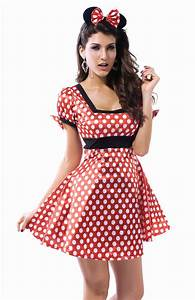 Minnie Mouse Women Costume Mouse Costume