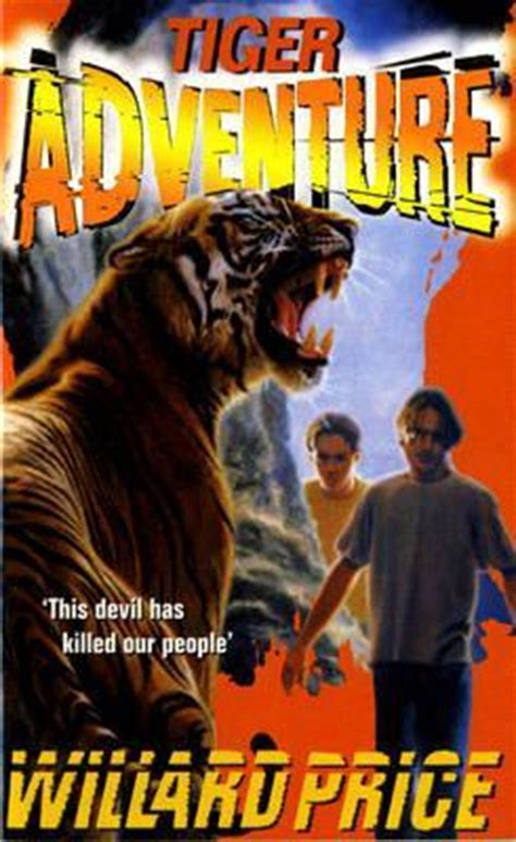 tiger adventure  willard price reviews discussion bookclubs lists
