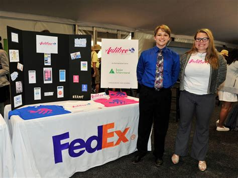 Your parcel may arrive at its destination in bad shape due to improper packaging or sudden braking of the postal delivery vehicle. FedEx Junior Business Challenge Uses PGA Tour Stops To ...