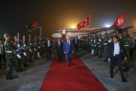 turkey bangladesh relations  growing partnership