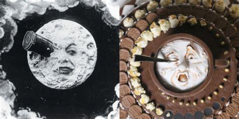 georges méliès viaggio nella luna melting pop la torta che gira e fa scoppiare i pop corn