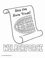 William Coloring Wilberforce History Volume Myhomeschoolprintables Timeline Homeschool Mystery sketch template