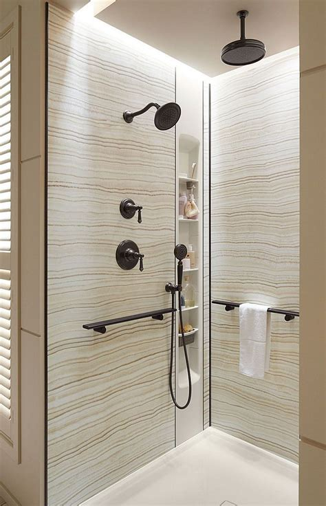 shower stall kits bathroom 18 fantastic shower niches for your bath