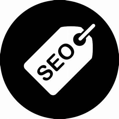 Seo Circle Icon Icons Tag