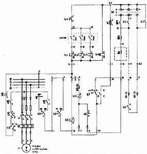the diagram of classical control installation for a pump With water pump motor wireless remote controller with water level sensor