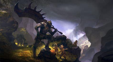 Monster Hunter fan-art by Strike Vector developer - Polygon
