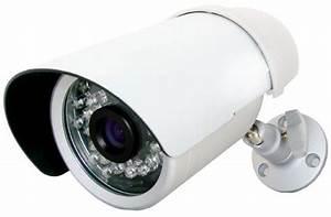 Cámara CCTV para exteriores Ethernet Direct Logismarket es