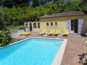 location cote d39azur a vence 06 villa avec piscine With location villa cote d azur avec piscine