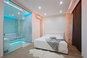 Beleuchtung Für Schlafzimmer : indirekte beleuchtung im schlafzimmer sch ne ideen ~ Markanthonyermac.com Haus und Dekorationen