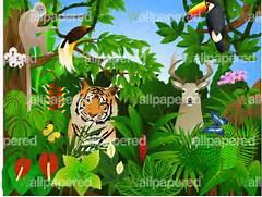 Jungle Animal Drawings Related Keywords   Suggestions - Jungle Animal      Jungle Drawing With Animals