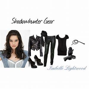 """""""Isabelle's Shadowhunter Gear"""" by xshybutterfly on ..."""