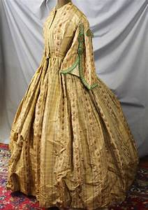 all the pretty dresses american civil war era plaid