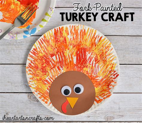 ten terrific turkey crafts craft project ideas 730 | Turkey Craft
