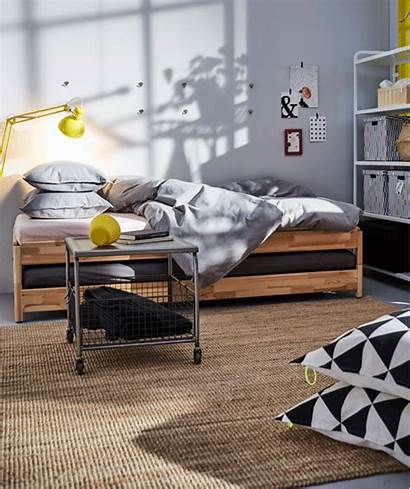 Bed Ikea Stackable Studio Single Utaker Beds