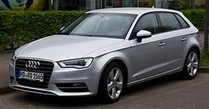 Audi A3 8v : file audi a3 sportback 1 6 tdi ambition 8v ~ Nature-et-papiers.com Idées de Décoration