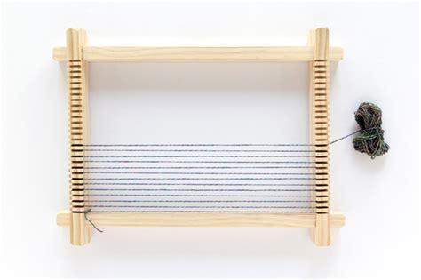 start  weaving project hands occupied