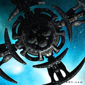Texture Sci-Fi Military Space Stations - Pics about space